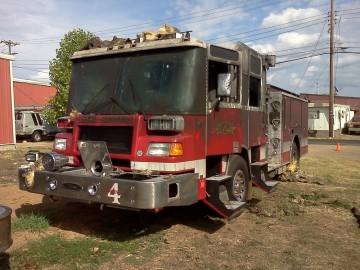 America S Fire Truck Salvage